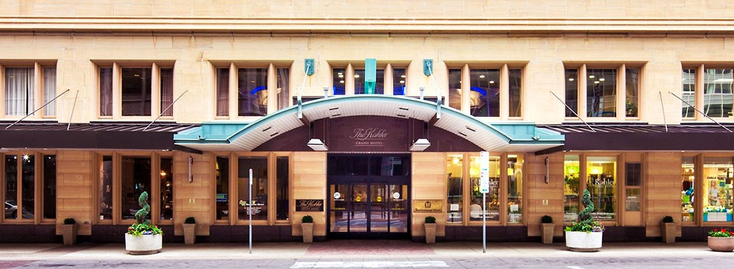 The Kahler Grand Hotel, Rochester Reservations