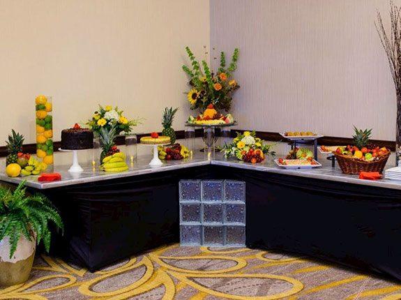 Catering Welcome Overview, The Kahler Grand Hotel